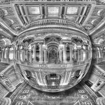 Rubino Orbs And Circular Contemporary Art Collection