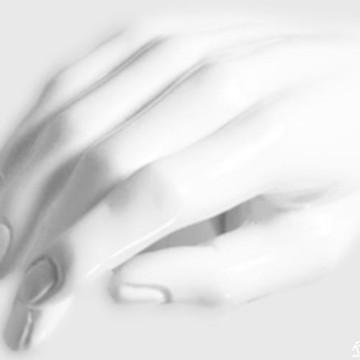 Rubino White On White And Gray Collection