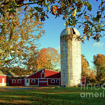 Rural Landmarks - Country-Towns and Popular Suburban Recreation Areas and Roads Collection