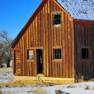 Rustic Barns And Homesteads Collection