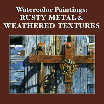Rusty and Weathered Paintings Collection