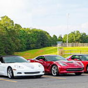 Rutherfordton County Corvette Events Collection