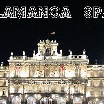 Salamanca Spain Collection