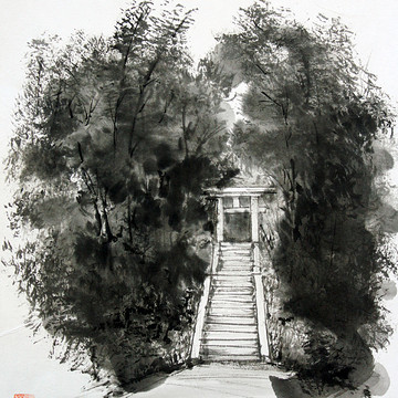 San Sui or Landscape Collection