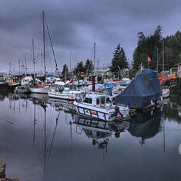 Sayward - Vancouver Island - British Columbia - Canada Collection