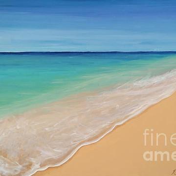 Scenic Ocean View Paintings