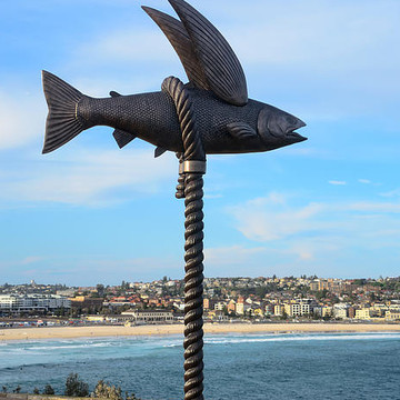 SCULPTURE BY THE SEA - Bondi 2015 Collection