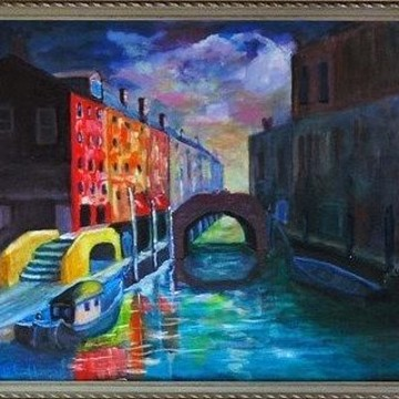 Sea and Canal scapes