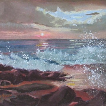 Sea Scapes And Lakes Collection
