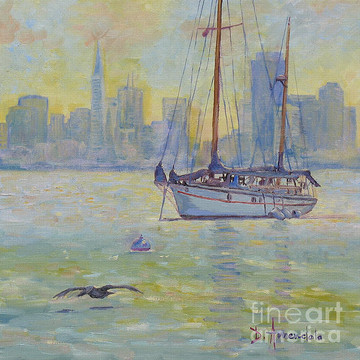 Seascapes and sailboats Collection