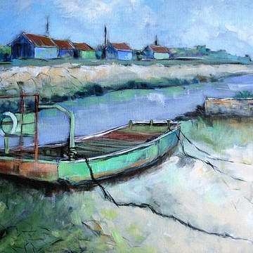 Seascapes Paintings Collection