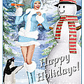 Seasonal Greeting Cards Collection