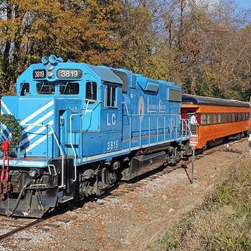See Lancaster Santa Train Collection