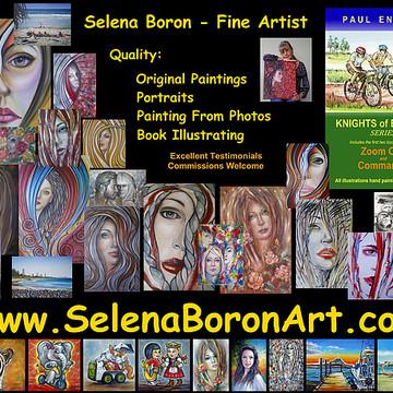 Selena Boron Collection