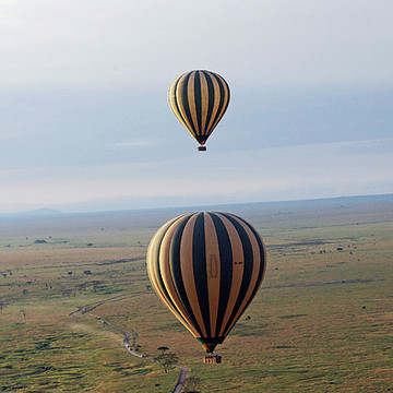 Serengeti National Park Balloon Safari Collection