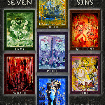 Seven Sins Collection Collection