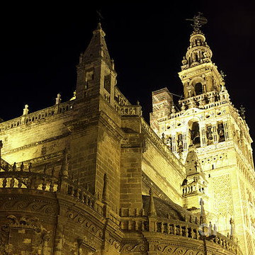 Seville - At Night Collection