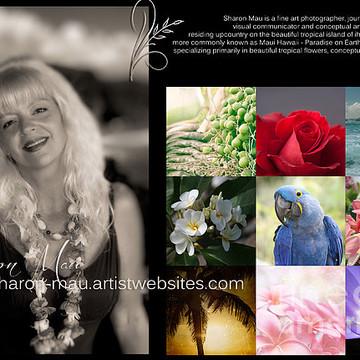 Sharon Mau - privata samlingen