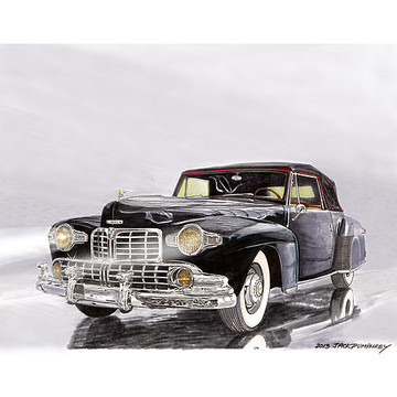Shiny Black Cars & Trucks Collection