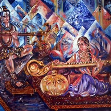 Shiva Parvati Collection