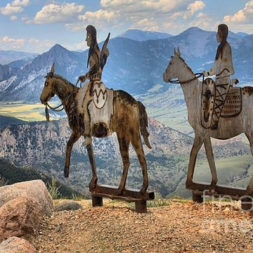 Shoshone National Forest - Wyoming Collection