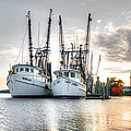 Shrimp Boats Collection