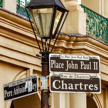 Signs and Street Names Collection
