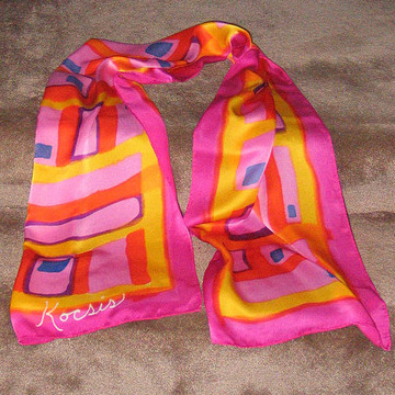 Silk Scarves Collection