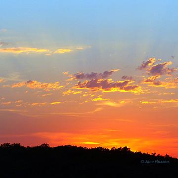 Sky Sunrise Sunset