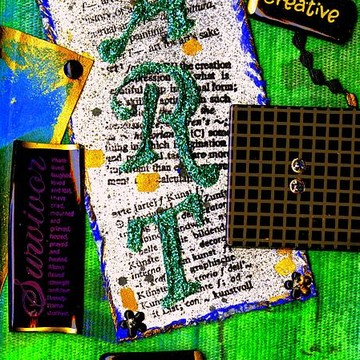 Small Treasures Journal Art Collection