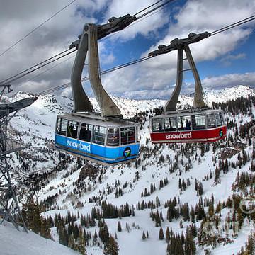 Snowbird Ski resort - Utah Collection