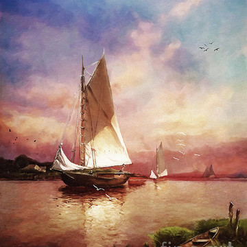 Sold on FAA - Digital Paintings Collection