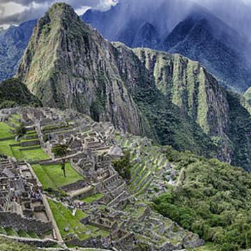 South America - Machu Picchu Collection