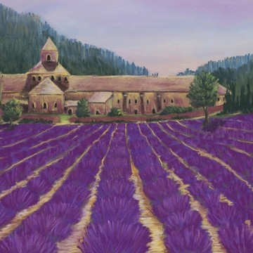 South France and Lavender Study Collection