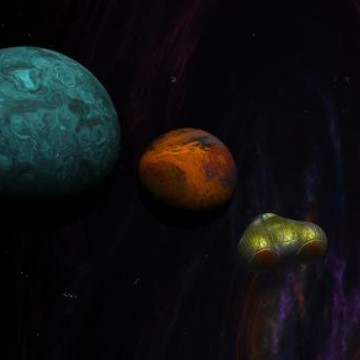 Space Science Ficition Collection