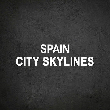 Spain City Skylines Collection