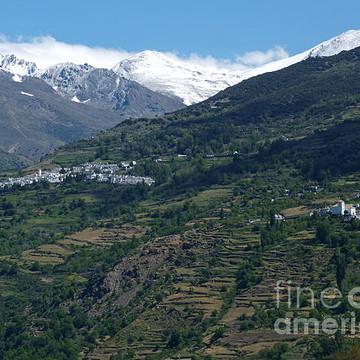 SPAIN - Granada - Sierra Nevada - Malaga - Andalucia Collection