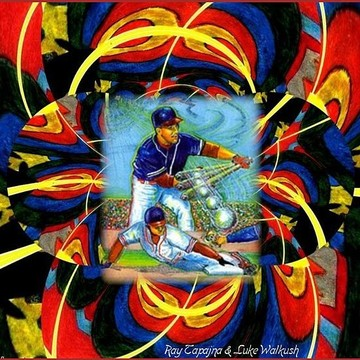 Special Sports Art Collectibles by Ray Tapajna Collection