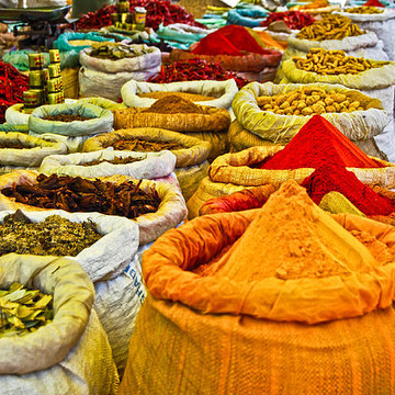Spice Markets Of India Collection