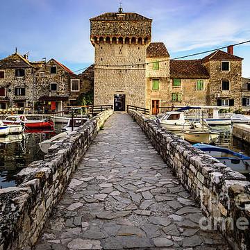 Split Croatia Area Collection