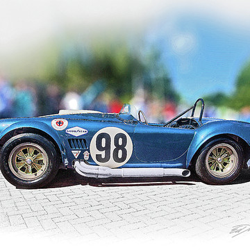 Sports Prototype Cars Collection