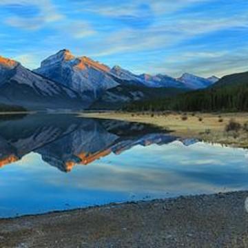 Spray Lakes Provincial Park - Alberta Canada Collection