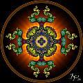 Square Mandalas-Digital Collection