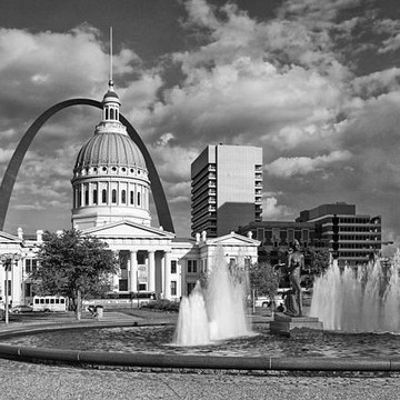 St Louis Landmarks Collection