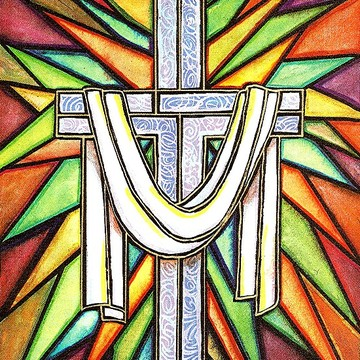 Stained-glass Canvas Collection