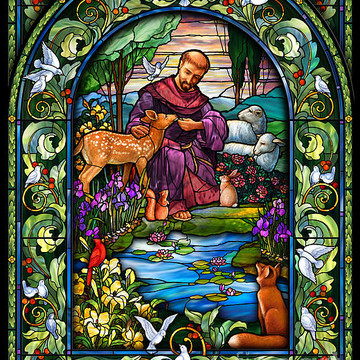 Stained Glass Designs Collection
