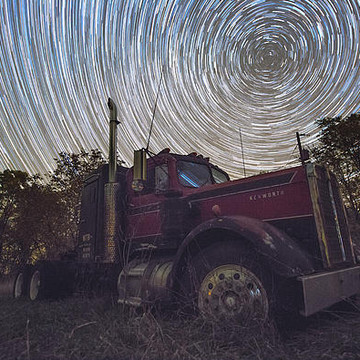 Star Trails Collection