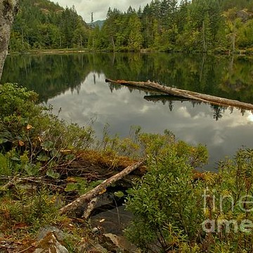 Starvation Lake - British Columbia - Canda Collection