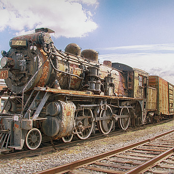 Steamtown PA Collection