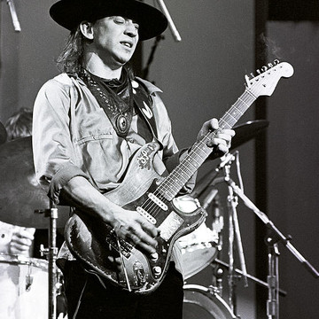 Stevie Ray Vaughan Collection